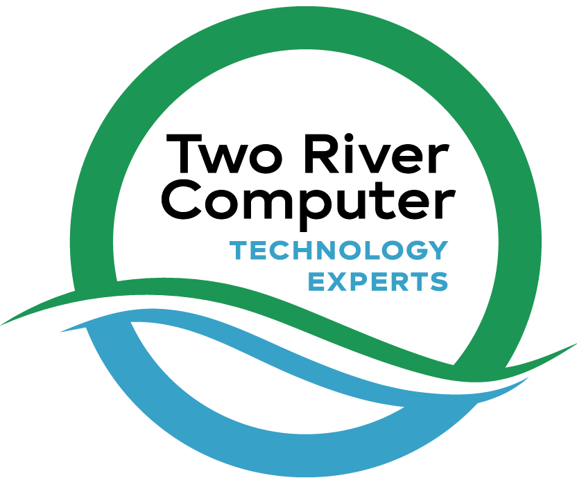 Two River Computer Logo